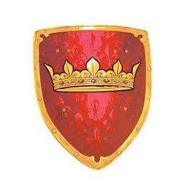 Bouclier de chevalier - Couronne