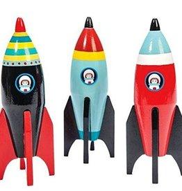 Fusées de l'espace assorties - À l'unité
