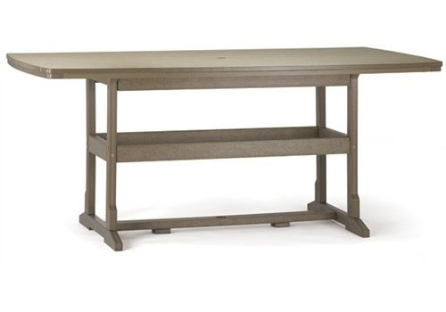 "42"" x 84"" Counter Table"