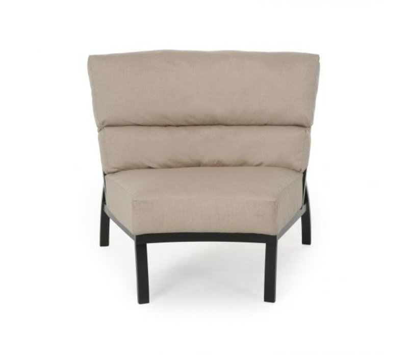 Heritage Cushion Armless Club Chair