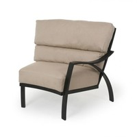 Heritage Cushion Left Arm Chair