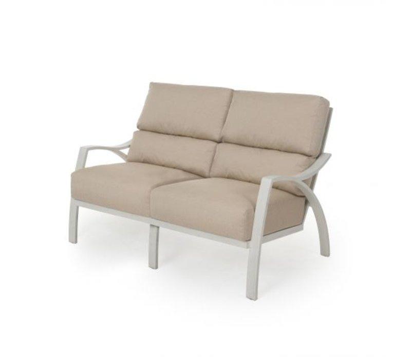 Heritage Woven Cushion Love Seat
