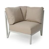 Madeira Cushion Corner Chair