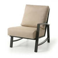 New Haven Woven Cushion Left Arm Chair