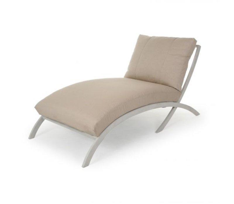 Rochelle Woven Cushion Oversized Chaise