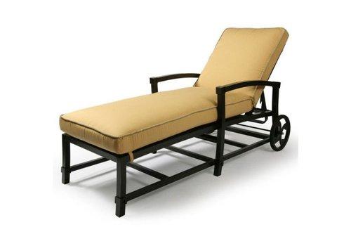 Atlantis Cushion Adjustable Chaise