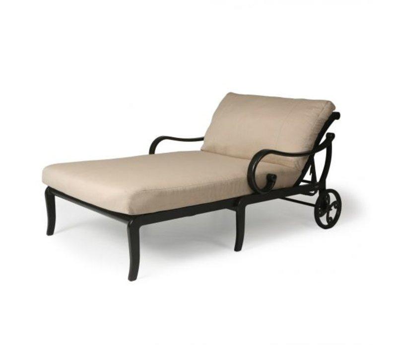 Celaya Woven Cushion Oversize Chaise