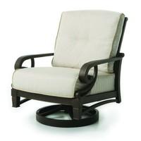 Lucerne Spring Swivel Club Chair
