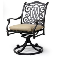 Vallejo Cushion Swivel Rocker