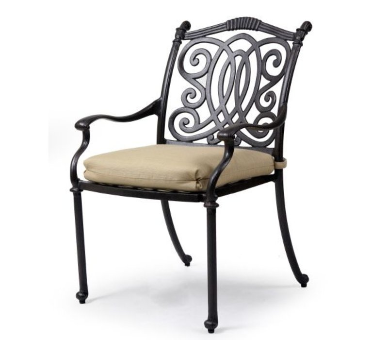 Vallejo Cushion Dining Chair
