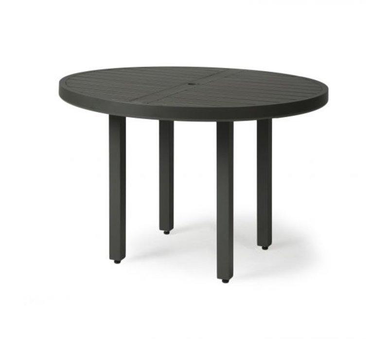 Trinidad 3000-Aluminium Dining Table 36 Round