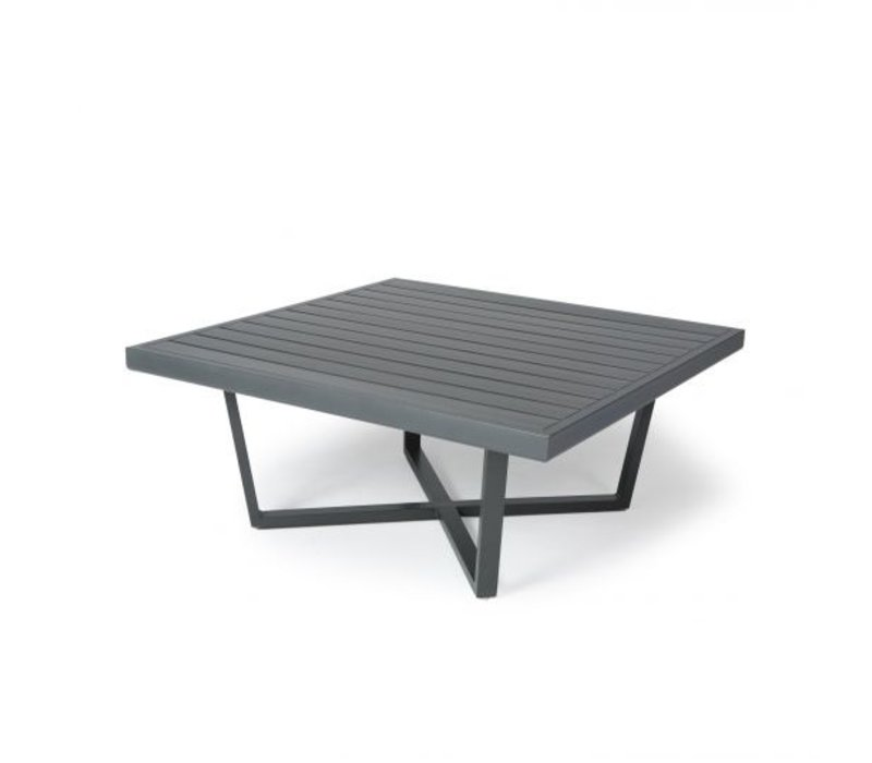 Formosa 5000-Aluminium Coffee Table 42 Square