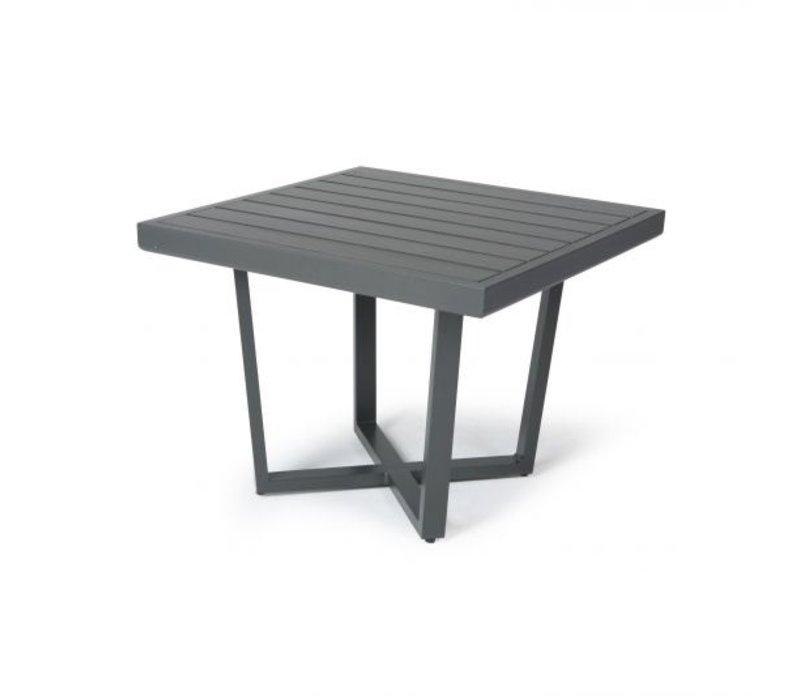 Formosa 5000-Aluminium End Table 27 Square