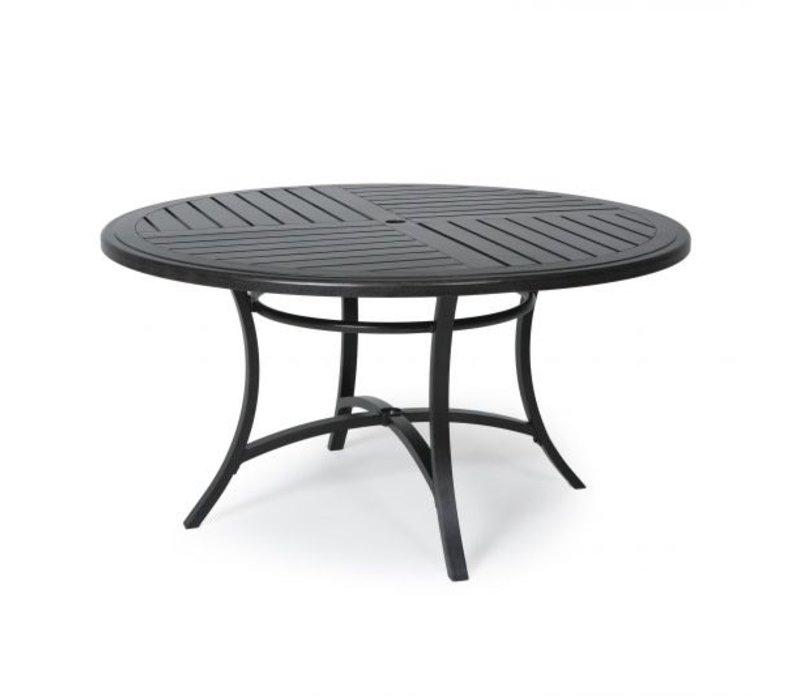 Fulton 4000-Aluminium Dining Table 54 Round