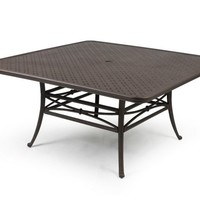 Napa 9000-Cast Dining Table 60 Square