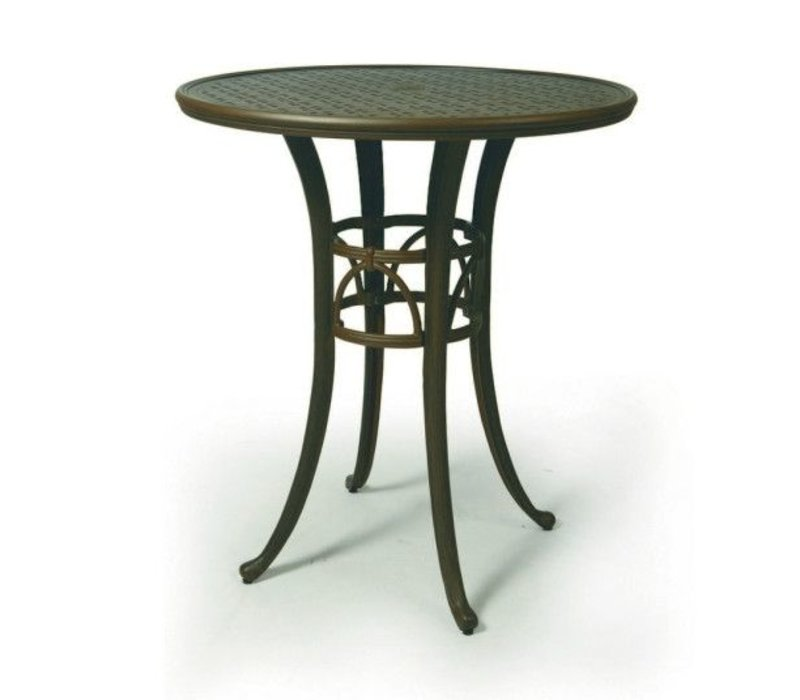 Napa 9000-Cast Counter Height Table 36 Round
