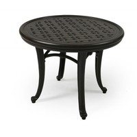 Napa 9000-Cast End Table 21 Round