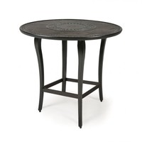 Terra Bella 2000-Cast Counter Height Table 42 Round