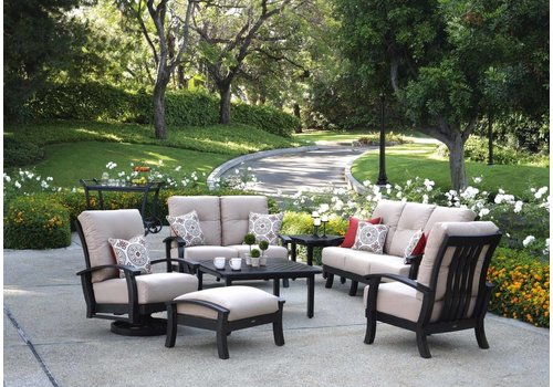 Georgetown Full Cushion Set