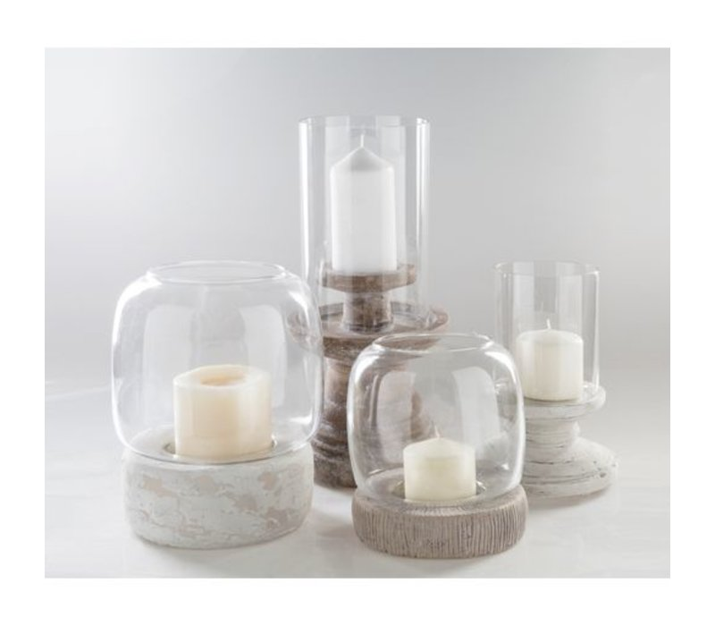 Odette Candle Holder Small (ODT131-S)