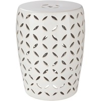 Chantilly Stool Medium Ivory (CHT762-M)