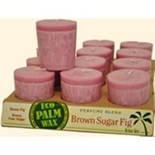 Brown Sugar Fig Votive