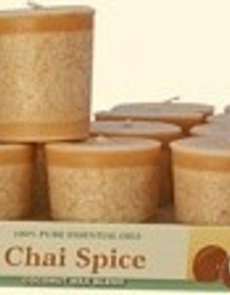 Chai Spice Votive