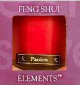 Feng Shui Votive - FIRE/Passion