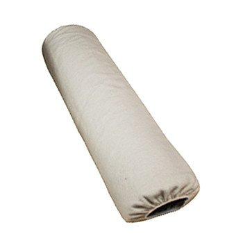 """Flannel Bolster Cover 3x3x26"""" round"""