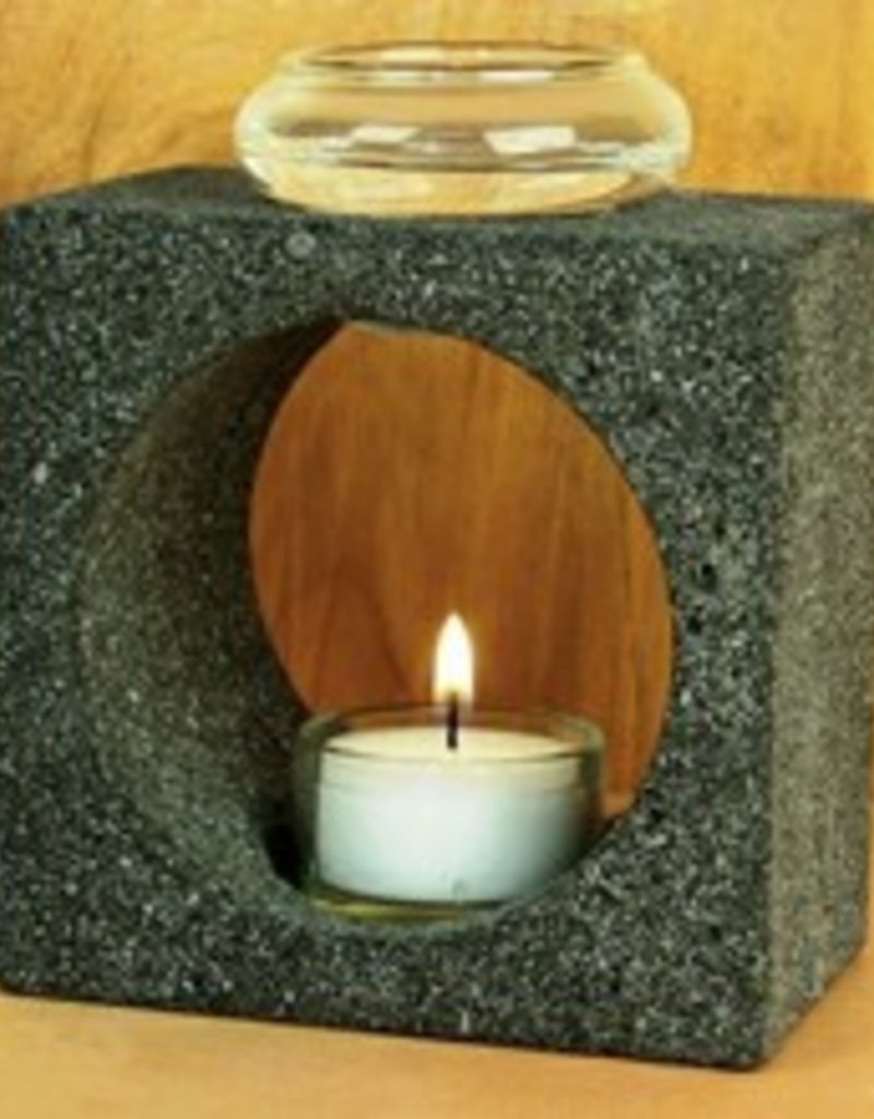 Lava Stone Feng Shui Aroma Lamp