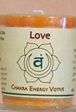Love Chakra Votive