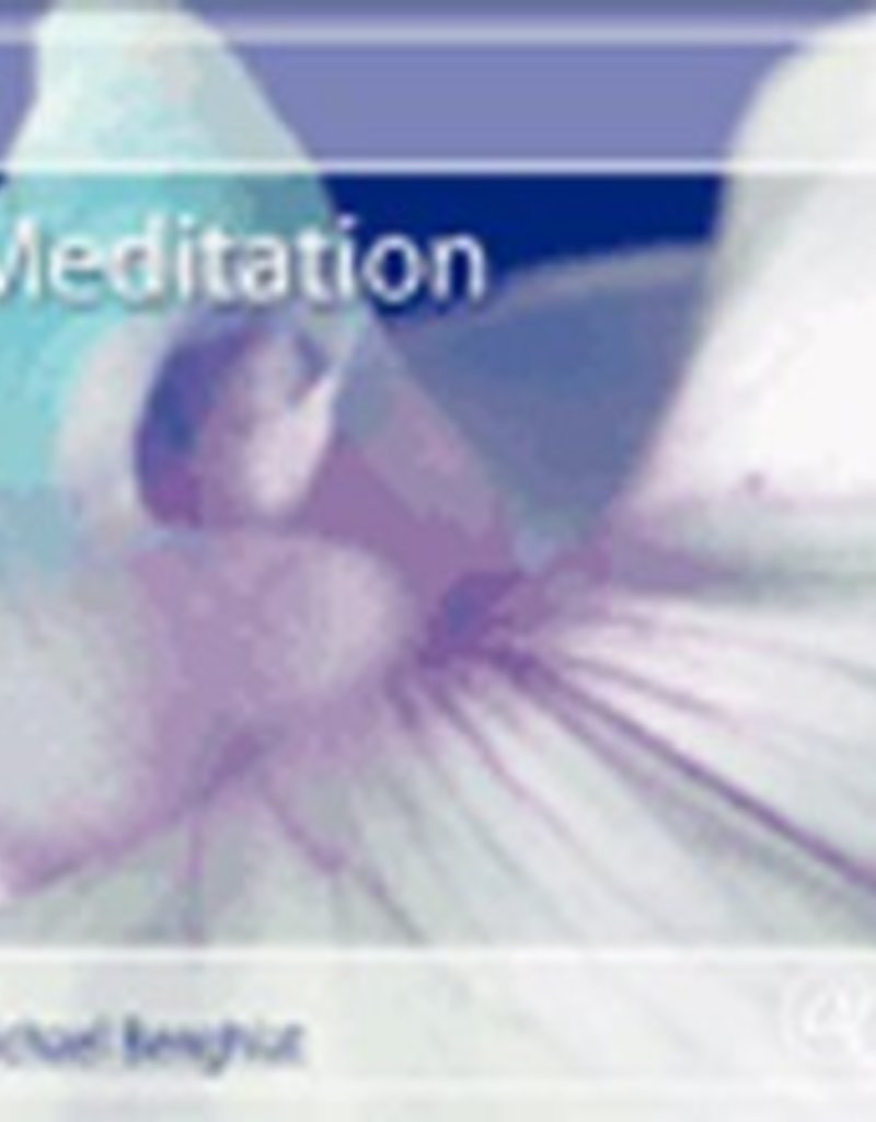 Meditation CD by Michael Benghiat
