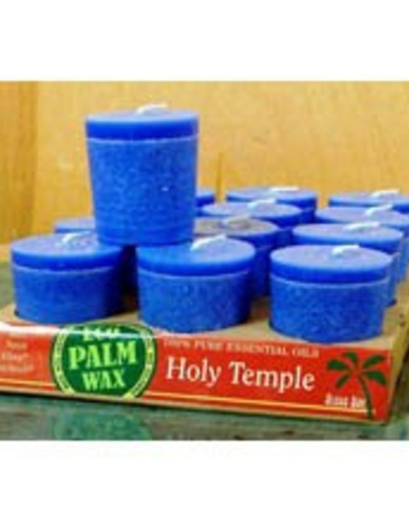 Organic Holy Temple Votive