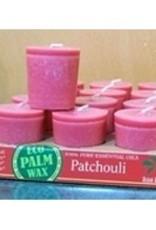 Patchouli Votive