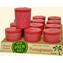 Pomegranate Votive