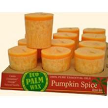 Pumpkin Spice Votive