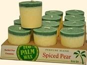 Spiced Pear Votive