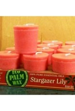 Stargazer Lilly Votive