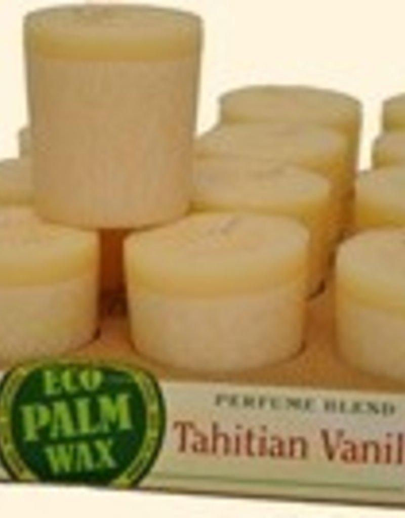 Tahitian Vanilla votive