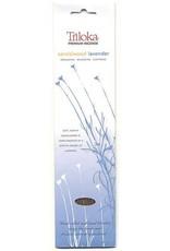 Triloka Sandalwood Lavender Incense