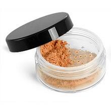 Clear Sifter Jar w/Black Top