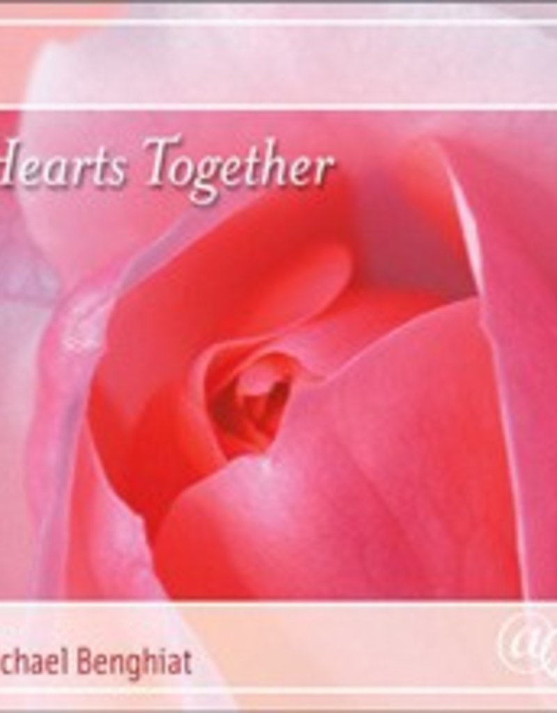 Hearts Together CD by Michael Benghiat