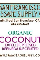Coconut Oil Unrefined - Organic Oil