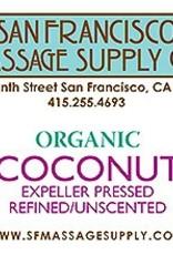 Coconut Oil Unrefined - Organic Oil