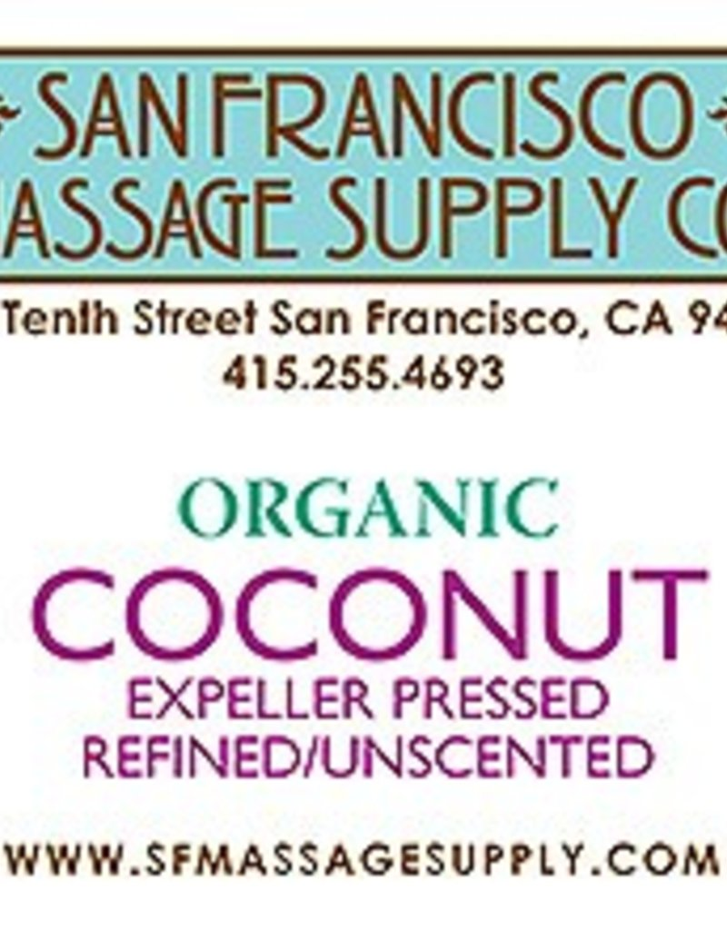 Coconut Oil Refined - Organic Oil