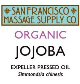 Jojoba Oil - Organic Golden