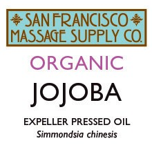 Jojoba Oil - Organic Golden