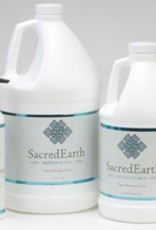 Sacred Earth Organic Massage Lotion