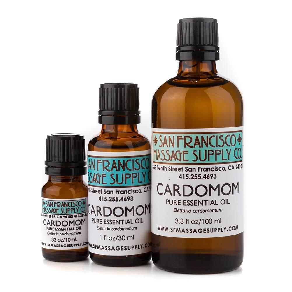 Cardomom Essential Oil