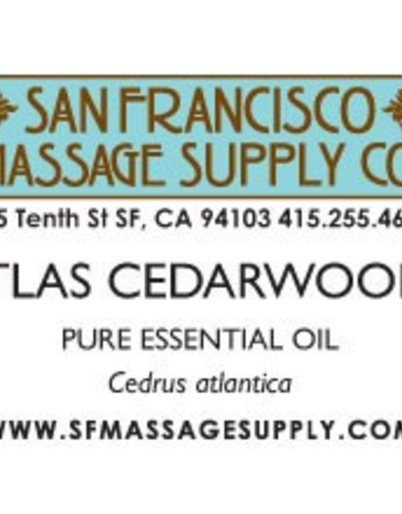 Cedarwood (Atlas) Essential Oil